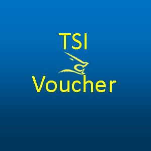 TSI Off Campus Testing Voucher